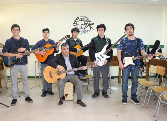 Guitarra funcional y clásica