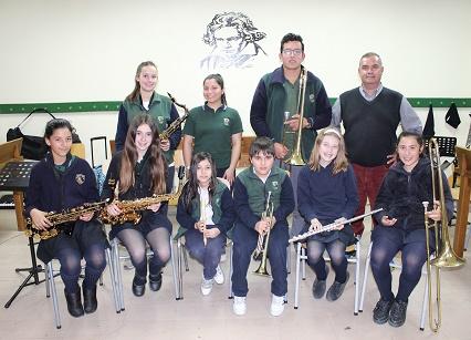 Instrumentos musicales viento